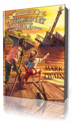 an analysis of the theme of ant slavery in adventures of huckleberry finn
